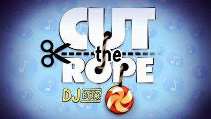 Cut the Rope DJ Box