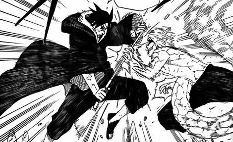 Itachi vs Kabuto
