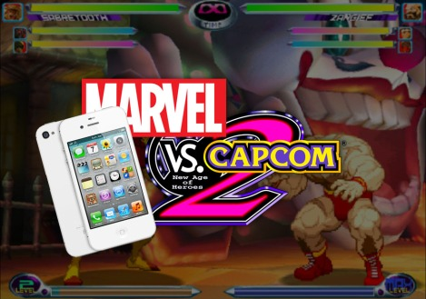 marvel vs capcom 2 ios