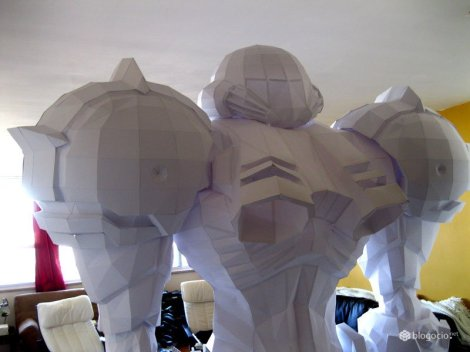 Paper Metroid 0