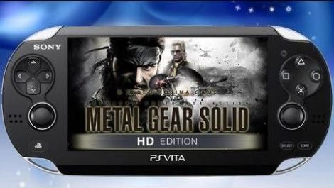 ps vita metal gear