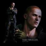 Resident Evil 6 Arts Jake Muller
