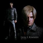 Resident Evil 6 Arts Leon Kennedy