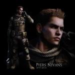 Resident Evil 6 Arts Piers Nivans