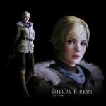 Resident Evil 6 Arts Sherry Birkin