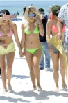 'Spring Breakers' - Film Set