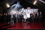 The Avengers Premiere 01