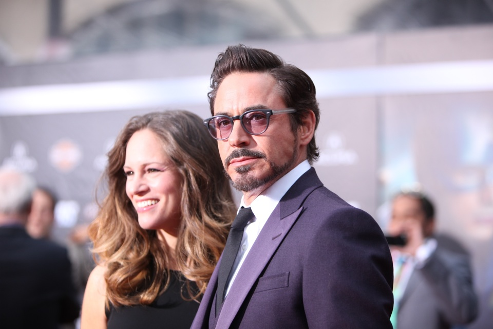 The Avengers Premiere 11