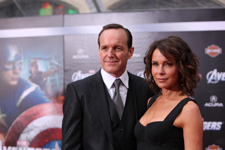 The Avengers Premiere 12