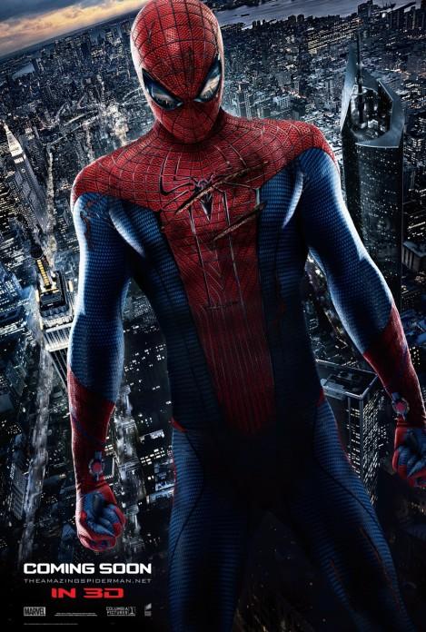 amazing-spider-man-poster-battle-damage