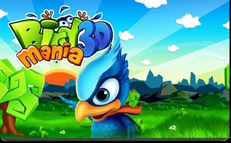 Bird Mania 3D