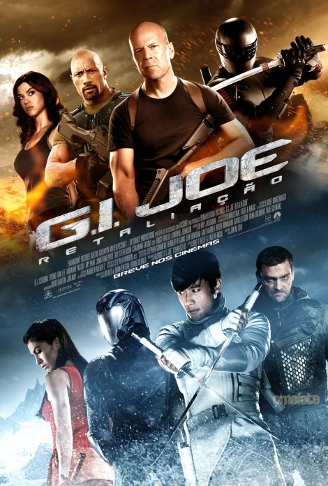 GI Joe Retaliation Poster 03