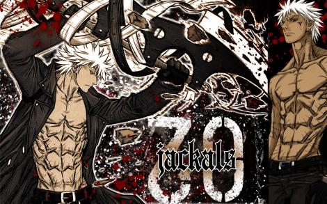 jackals art