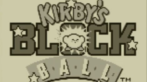 Kirby's - Block Ball Trailer