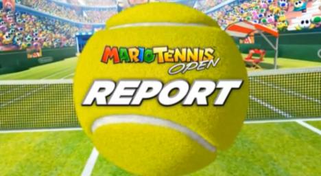 mario tennis opens