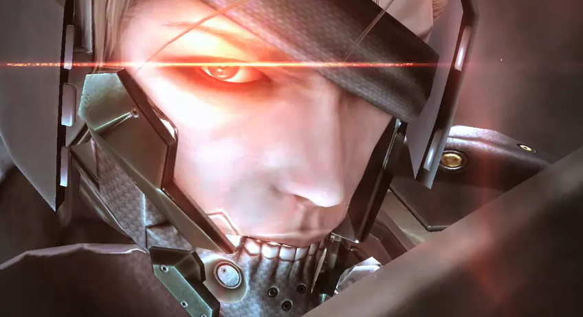 Metal Gear Rising Revengance | Video revelado de la pantalla principal