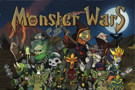 monster wars ios