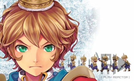 New Little King's Story Cabecera