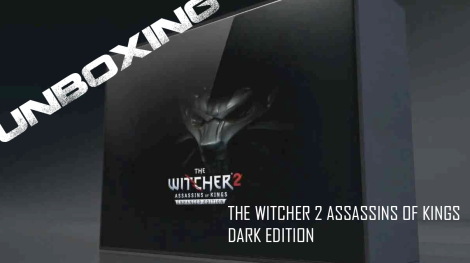 UNBOXING THE WITCHER
