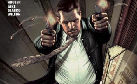 Hoboken Blues Max Payne 3