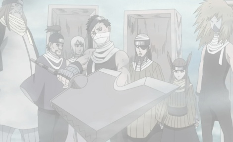 265 Naruto Shippuden 265 Reanimated reinforcements