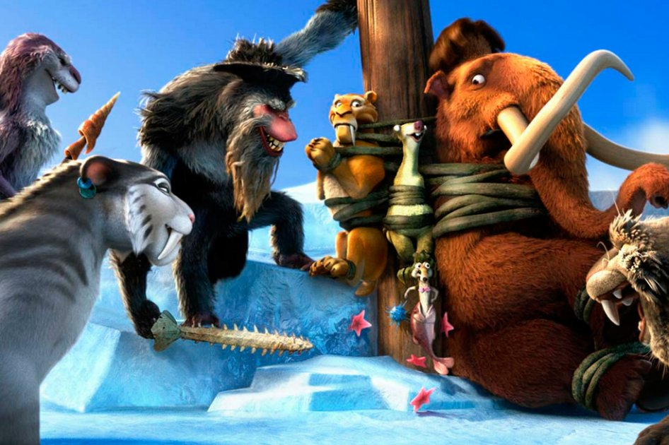 Image Result For Ice Age Continental