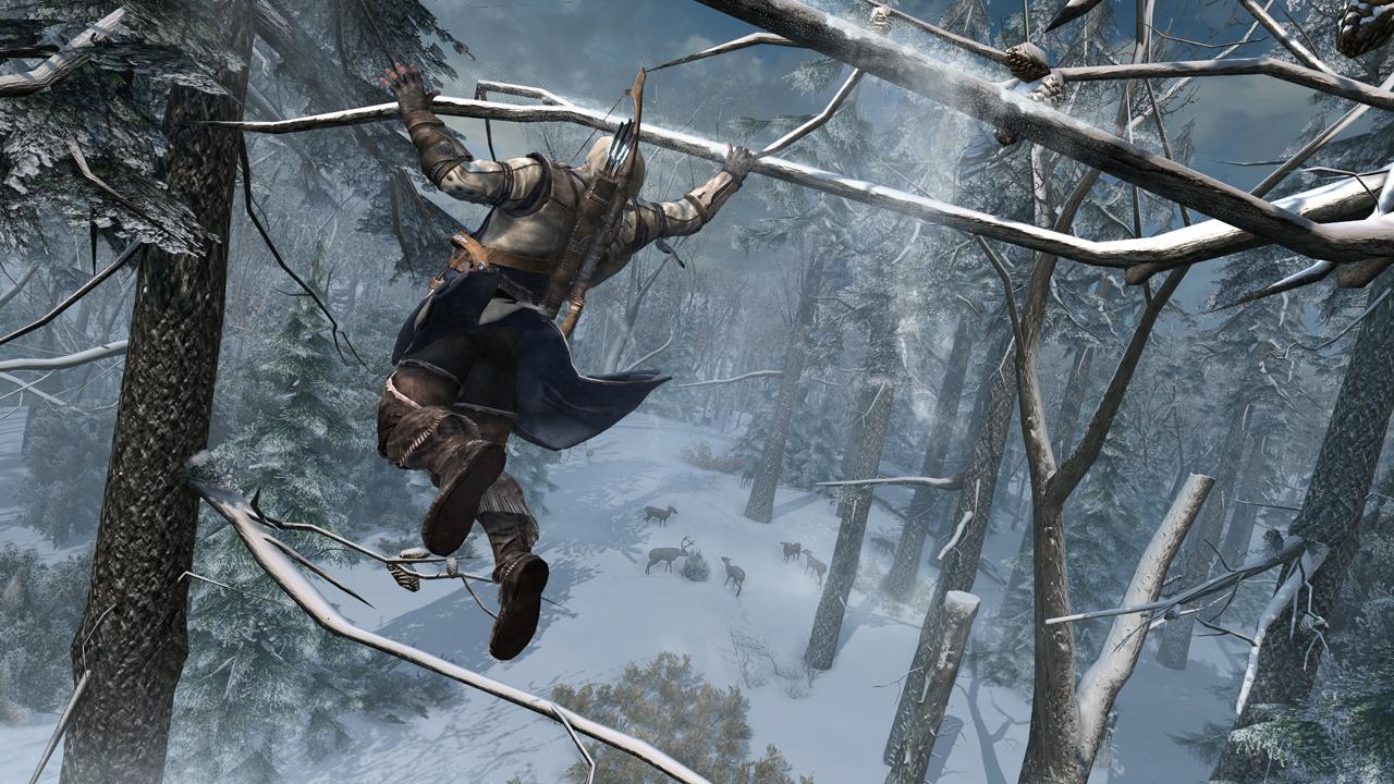 un nuevo video mostrando nuevo gameplay de Assassin?s Creed III