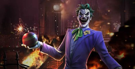 DC Universe Online The Last Laugh