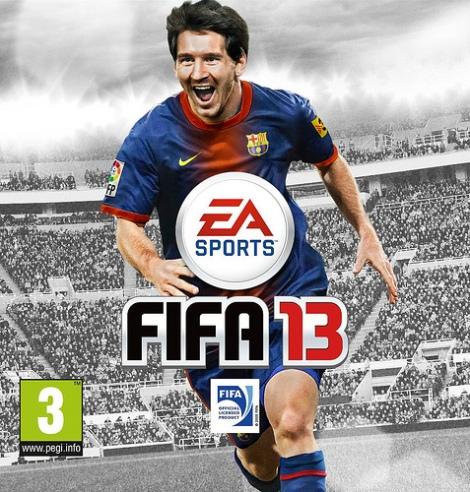 Fifa 13 portada