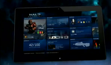 Halo 4 SmartGlass