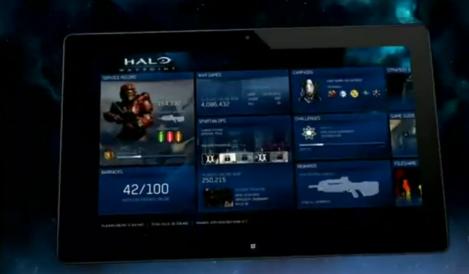 Halo 4 SmartGlass
