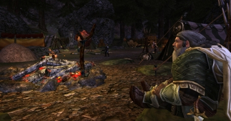 Lord of the Rings Online Riders of Rohan 01