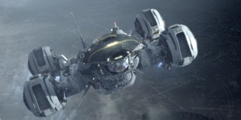 Prometheus-2012 Ridley Scott