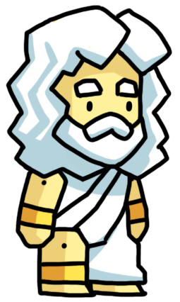 Scribblenauts Remix God