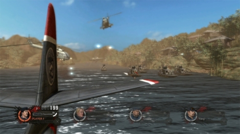 The Expendables 2 Videogame 01