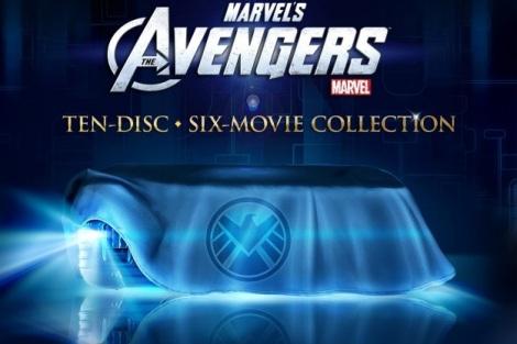 Avengers Assembled Box Set
