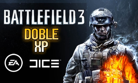 Battlefield 3 doble exp