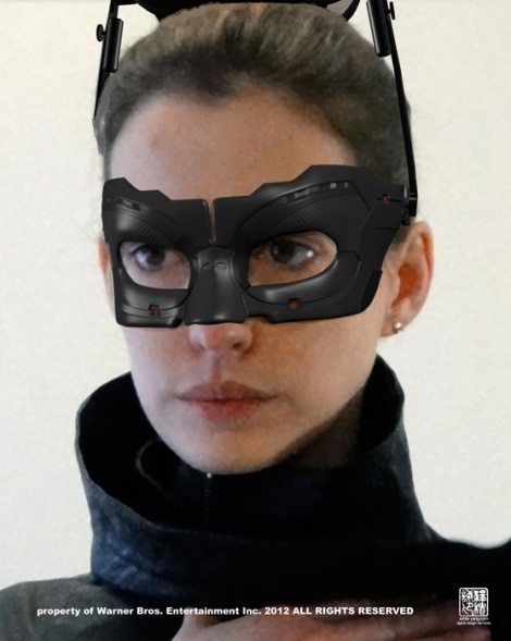 Catwoman High-Tech Goggles 02