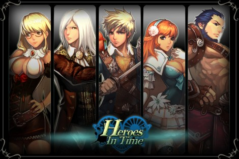 Heroes in Time