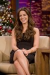 The Tonight Show with Jay Leno -- Kate Beckinsale