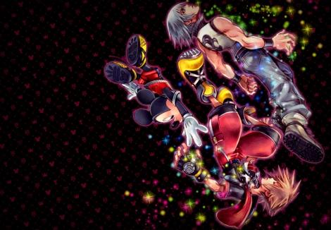 Kingdom Hearts 3D Dream Drop Distance