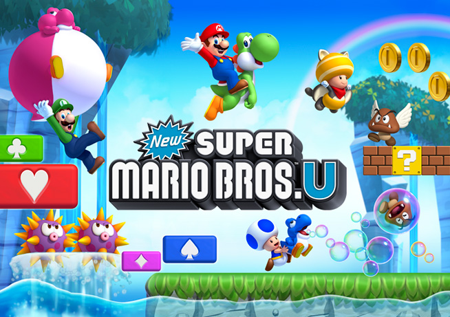Mega Post New Super Mario Bros U Trucos New Super Mario Bros U