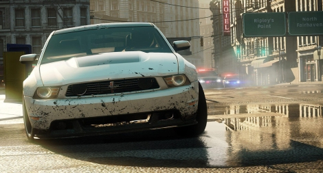 NFS Most Wanted_