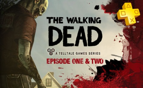 PSN The Walking Dead