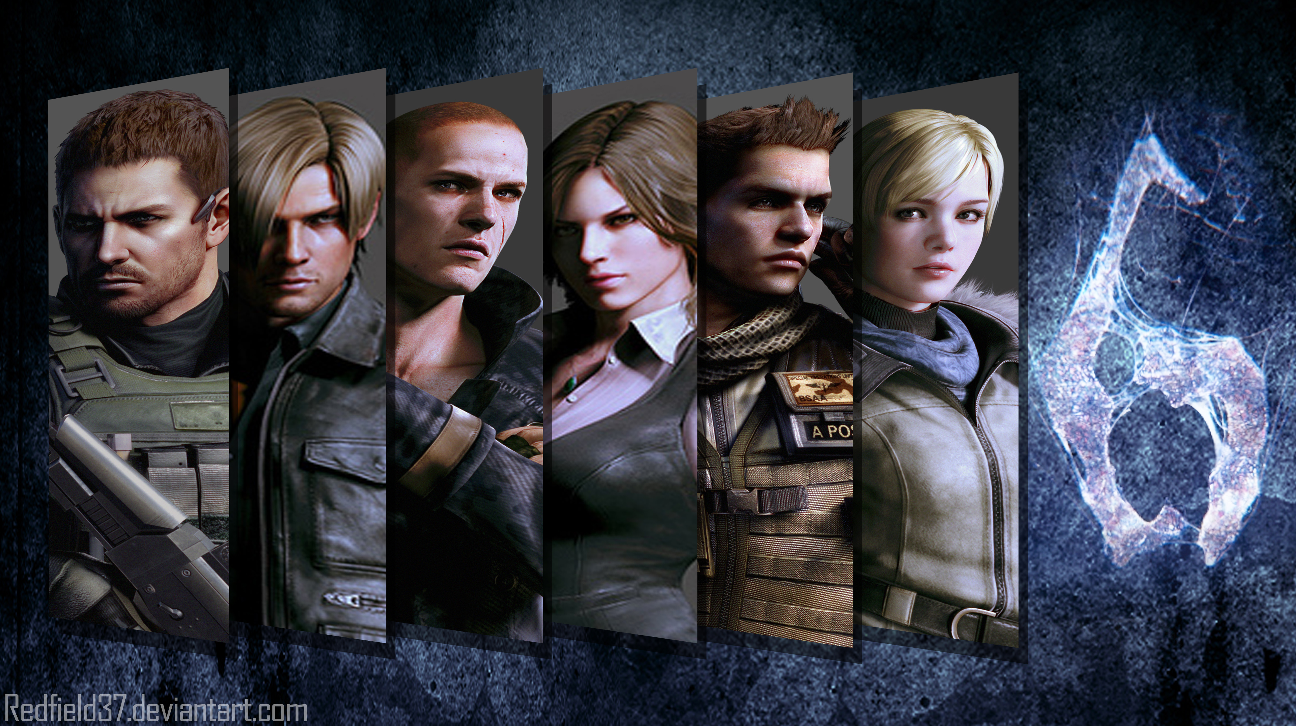 Comic Con 2012   Resident Evil 6 Nuevos Videos Mostrando Gameplay