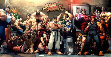 streetfighterII