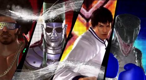 Tekken 2 Tag tournament
