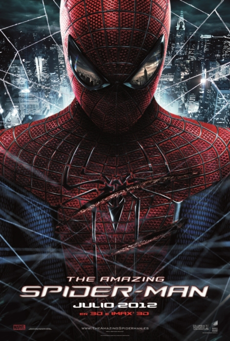 The Amazing Spider-Man 01