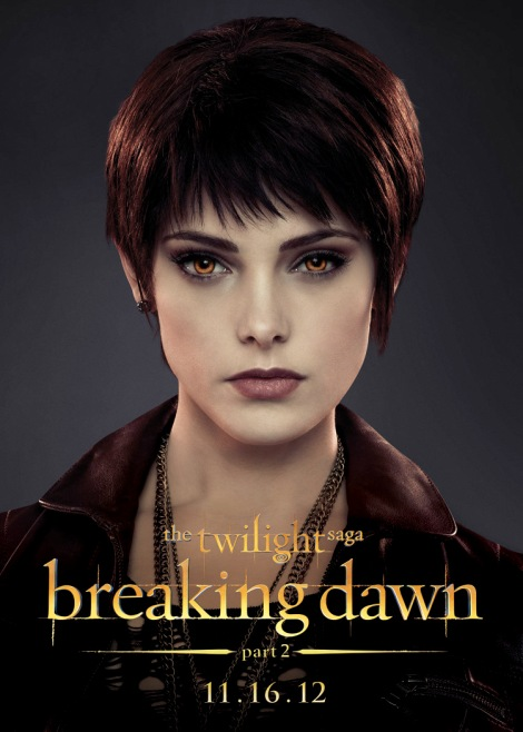 The Twilight Saga Breaking Dawn - Part 2  Poster 01