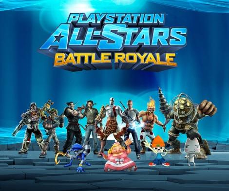 PlayStation All-Star Battle Royale